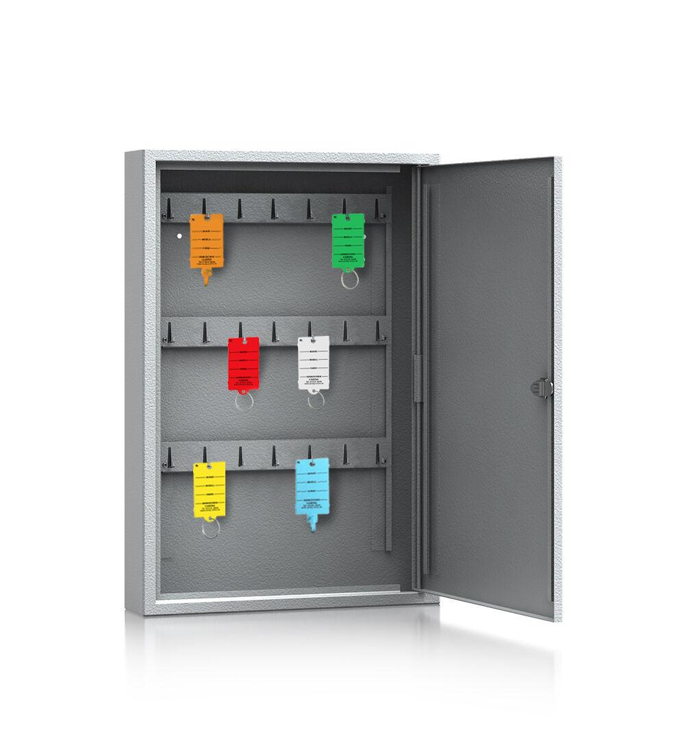 Schlüsselschrank Mini mit 21 Haken - Schlüsselschränke ...