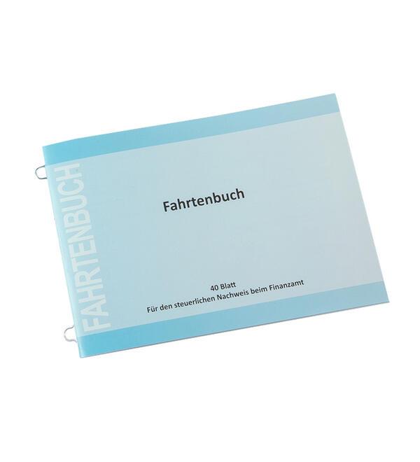 Fahrtenbuch Din A6 Querformat Kundendienst Aufkleber